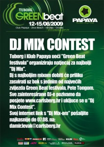 Tuborg green beat 2009