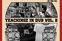 Teachingz in Dub, vol. 2 - plakat
