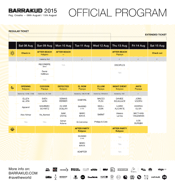 Barrakud program 2015