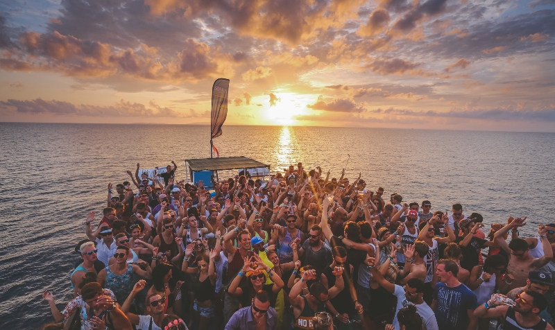 boat party @Sonus