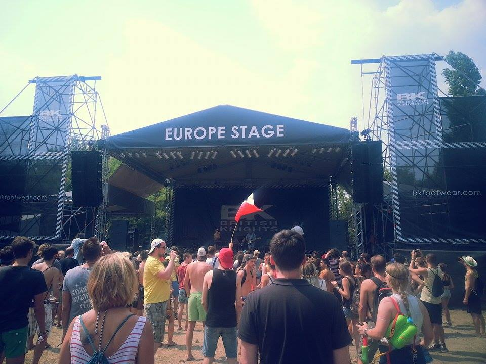 europe stage